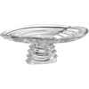 Atlantic Footed Platter (G11617) - Galway Irish Crystal