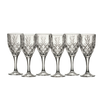 Renmore Goblets (Set 6) (G350006) - Galway Irish Crystal