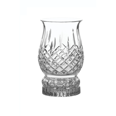 Longford Pillar Hurricane Candleholder (includes candle) (G22055) - Galway Irish Crystal
