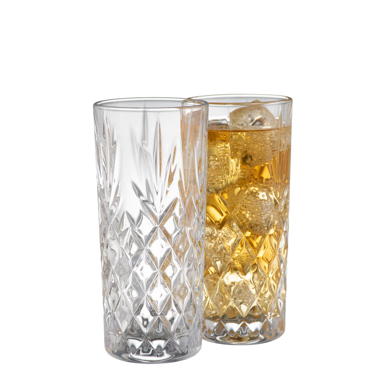 Renmore Hiball Glass Pair