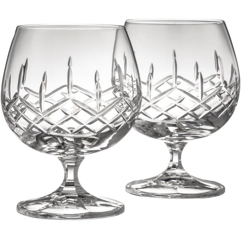Engraved NEW Longford Brandy Pair