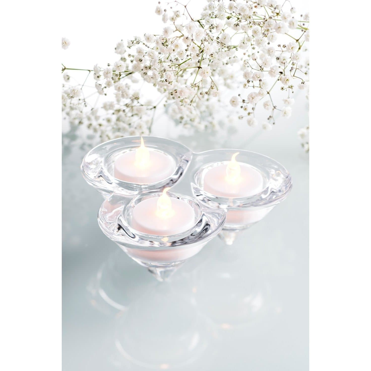 *OUT OF STOCK* NEW Trio Votive (LED Tealights) G40181