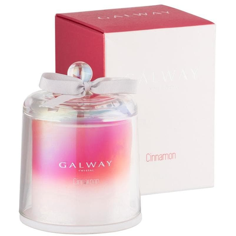 *Out of Stock* NEW Cinnamon Scented Bell Jar Candle GCD01