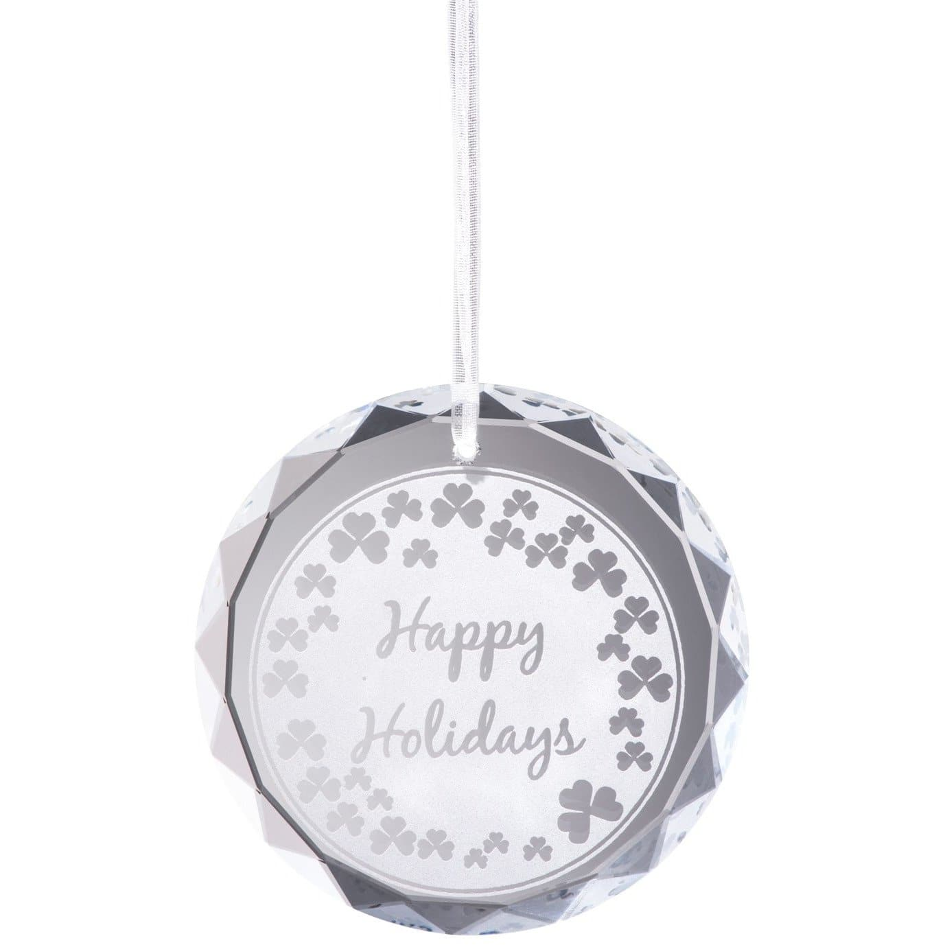 Happy Holidays Hanging Ornament