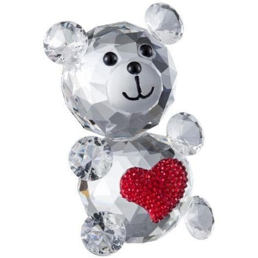 Love Bear Pink - Galway Irish Crystal