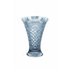 "14"" Waisted Vase Engraved - Galway Irish Crystal"