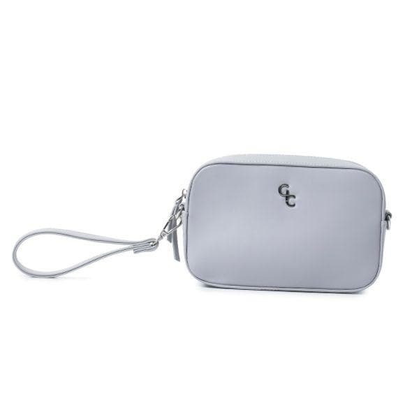 Cross Body Bag - Grey