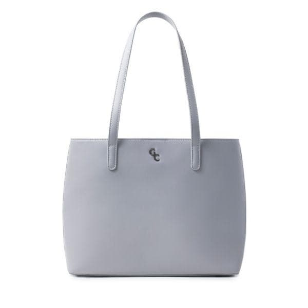 Large Tote Bag - Grey