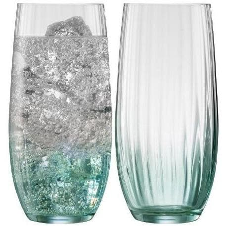 Erne Hiball Glass Pair Aqua