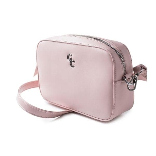 Cross Body Bag - Pink