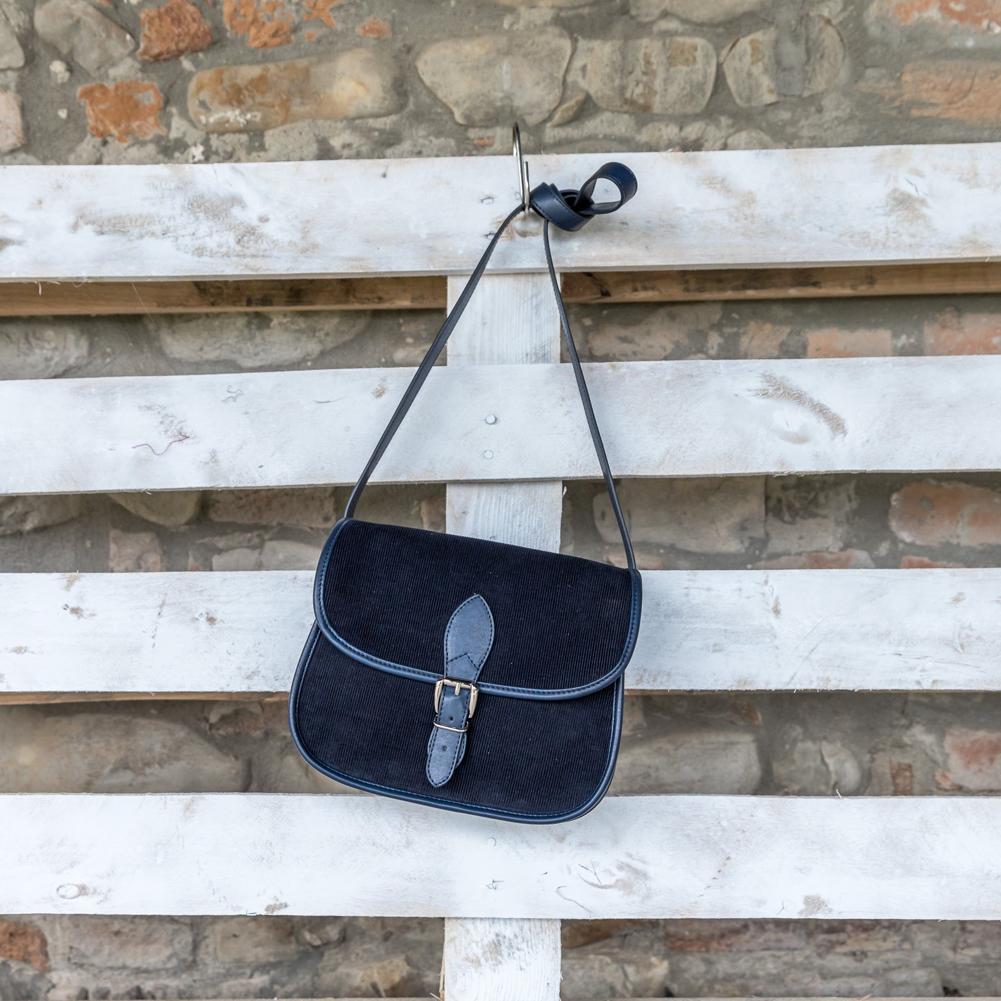 Zoe saddle bag