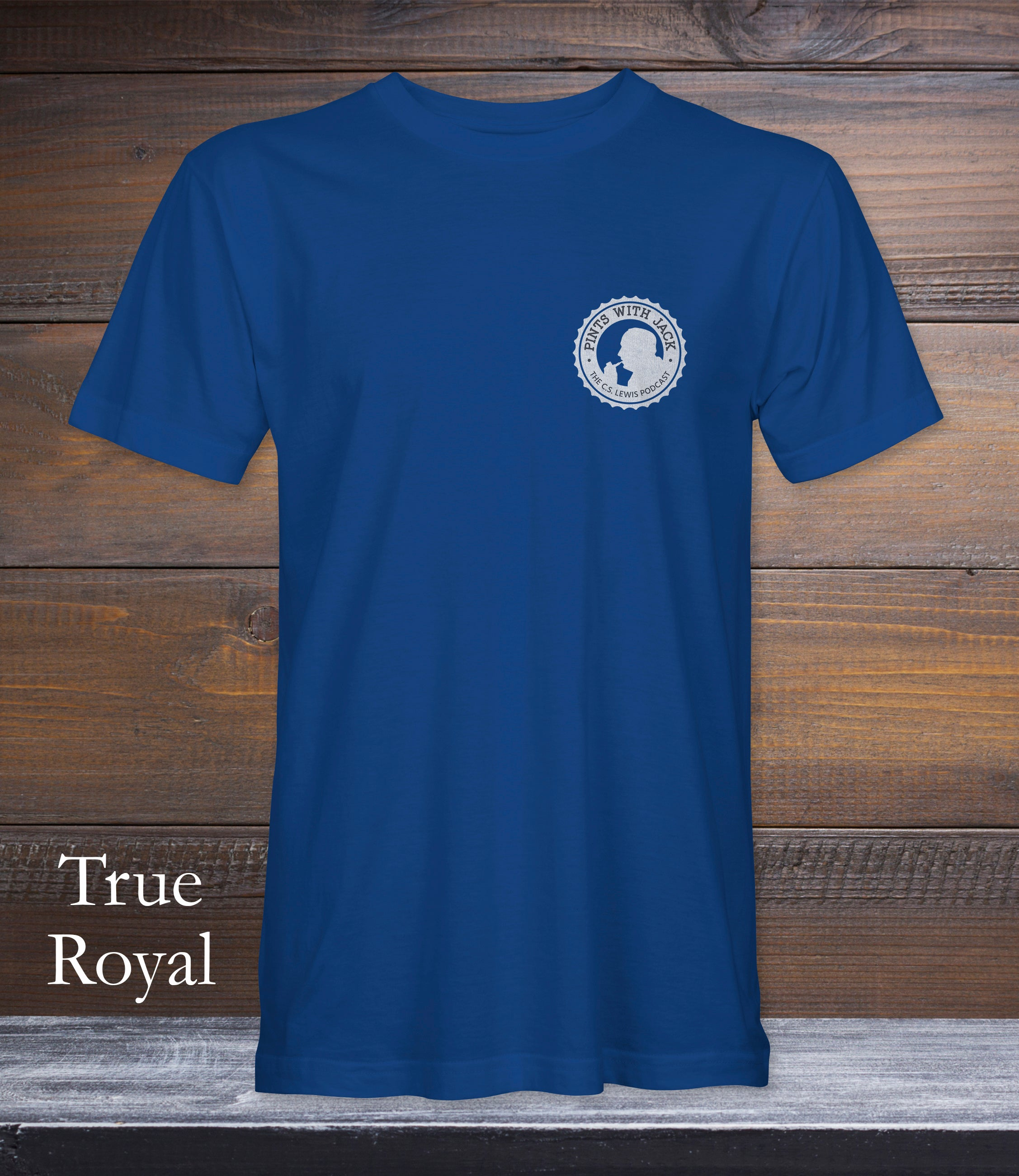 Pints With Jack White Logo Small Various Colors Available | S to 4XL