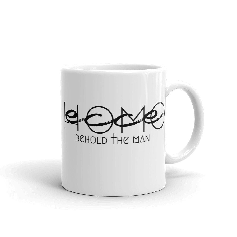Ecce Homo Coffee Mug, 11 oz or 15 oz