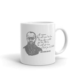 Saint Maximilian Kolbe  Mug 11 oz and 15 oz