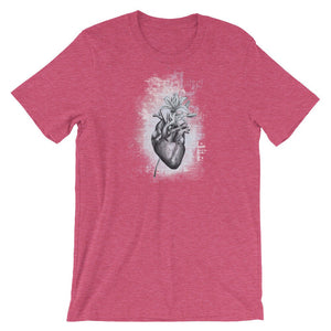 Heart of Joseph, Original Drawing Catholic Tee