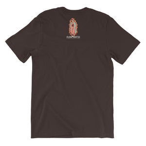Saint Maximilian Kolbe shirt with color Our Lady Short-Sleeve Unisex T-Shirt