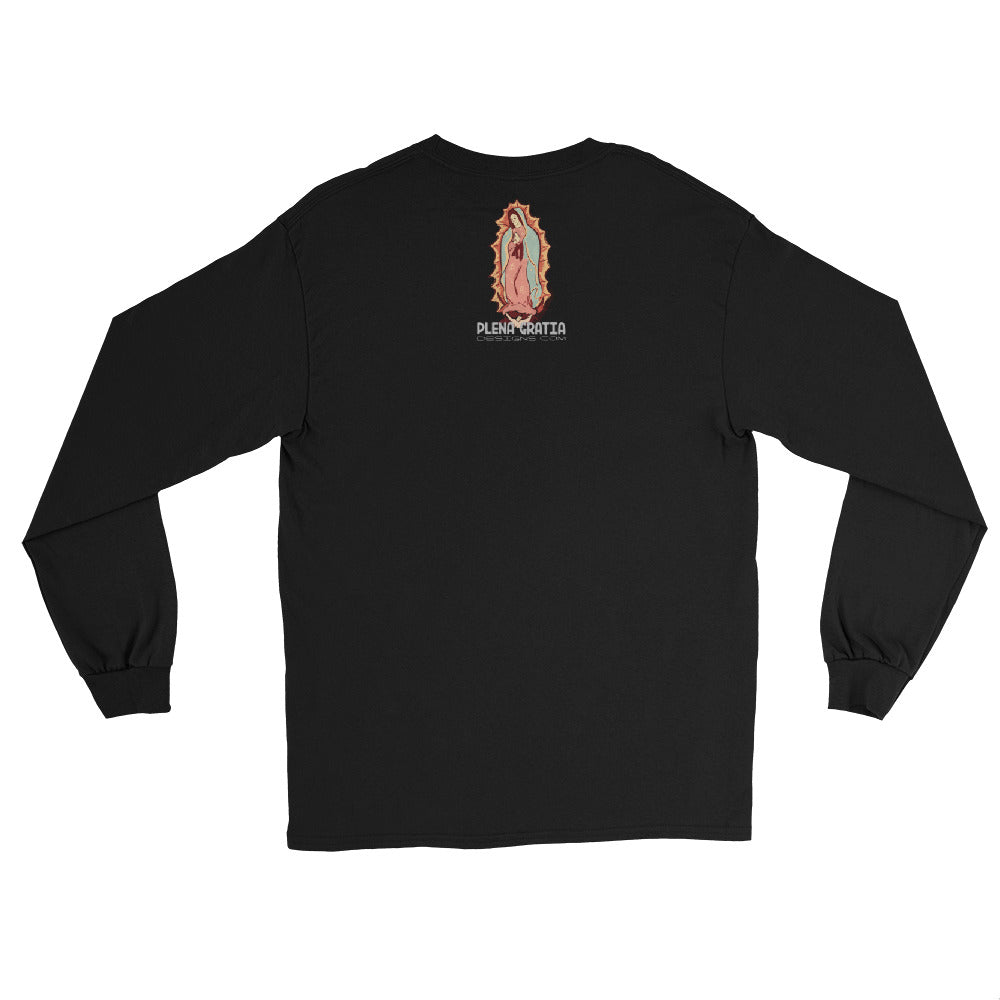 Limited Edition Catholic Men's Prayer Long Sleeve Shirt