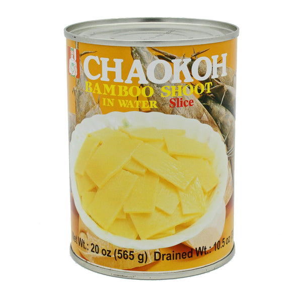 Chaokoh - Bamboo Shoots in Water 300g (drained)-LuckyCat