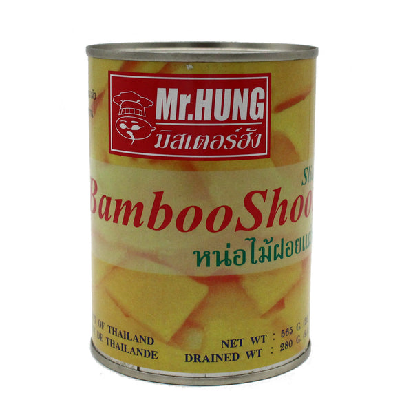 Mr Hung - Bamboo Shoots in Water 280g (drained)