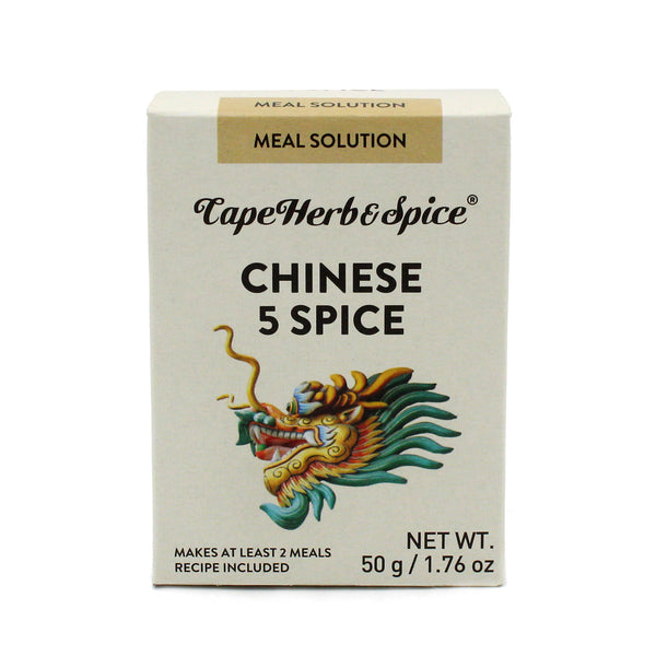 Cape Herb & Spice - Chinese 5 Spice 50g-LuckyCat