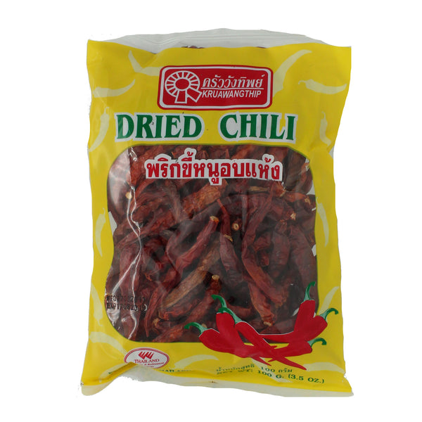 Kruawangthip - Dried Chili 100g