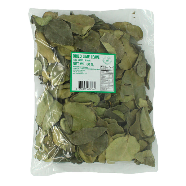 Capital Trading - Dried Lime Leaves 30g-LuckyCat