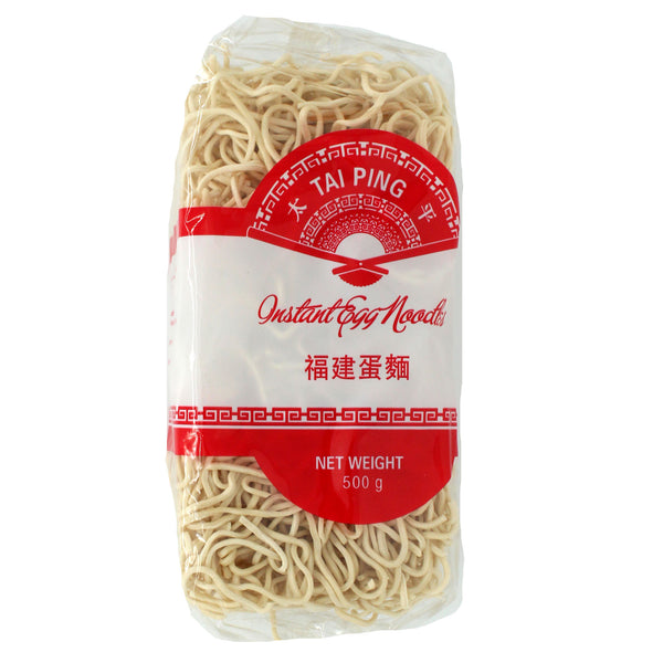 Tai Ping - Instant Egg Noodles 500g-LuckyCat