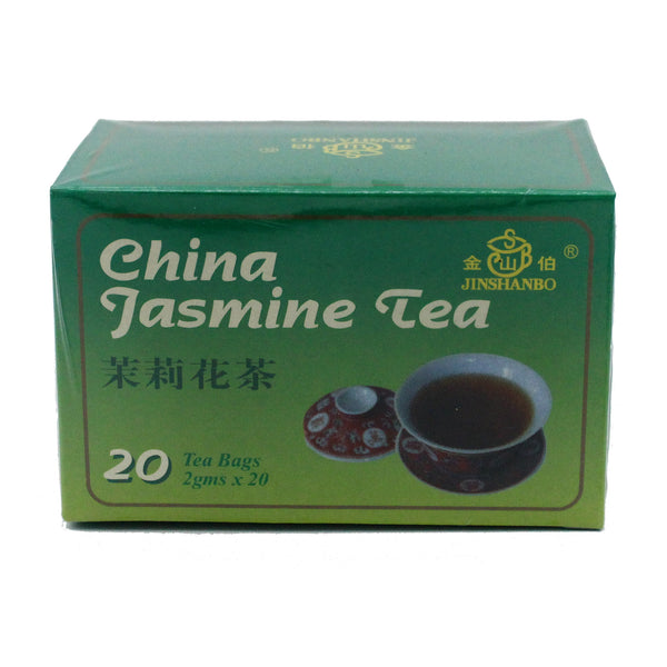 Jinshanbo - China Jasmine Tea (20 bags)