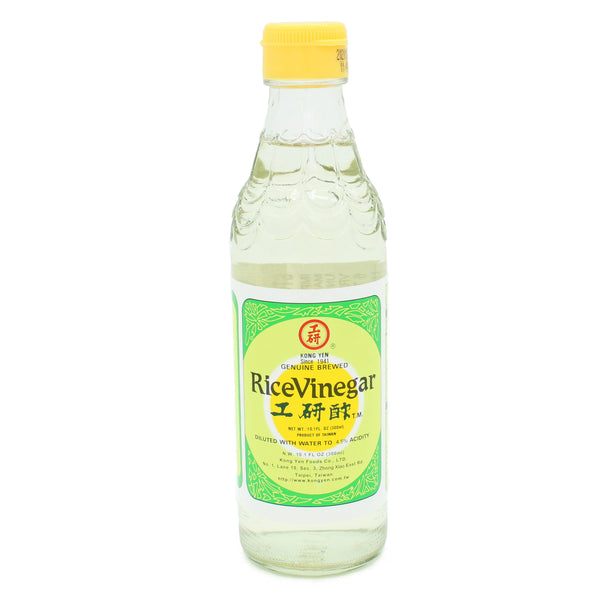 Kong Yen - Rice Vinegar 300ml-LuckyCat