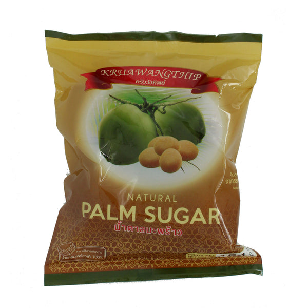 Kruawangthip - Palm Sugar 454g-LuckyCat
