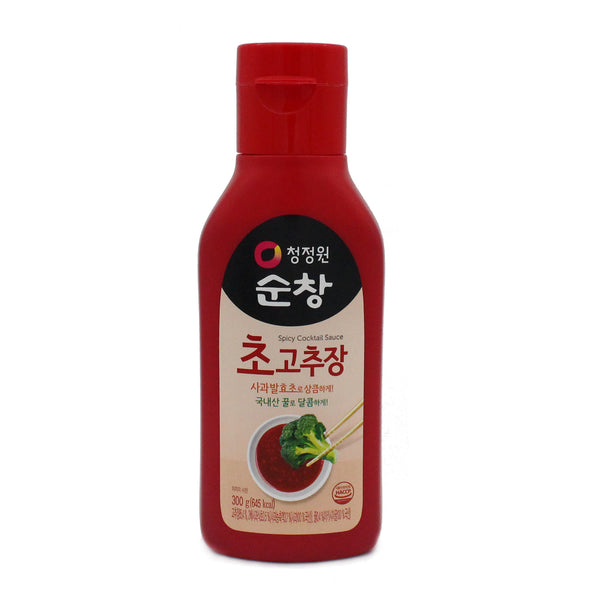 Daesang - Spicy Cocktail Sauce (Vinegar Chilli Sauce) 300g-LuckyCat