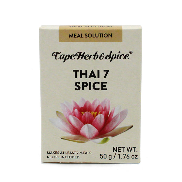 Cape Herb & Spice - Thai 7 Spice 50g-LuckyCat