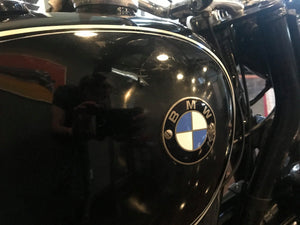 "1967 BMW R60/2 ""VMW"" 1.6L Motorcycle"