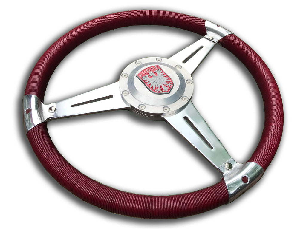 RÜNGE Lace Steering Wheel