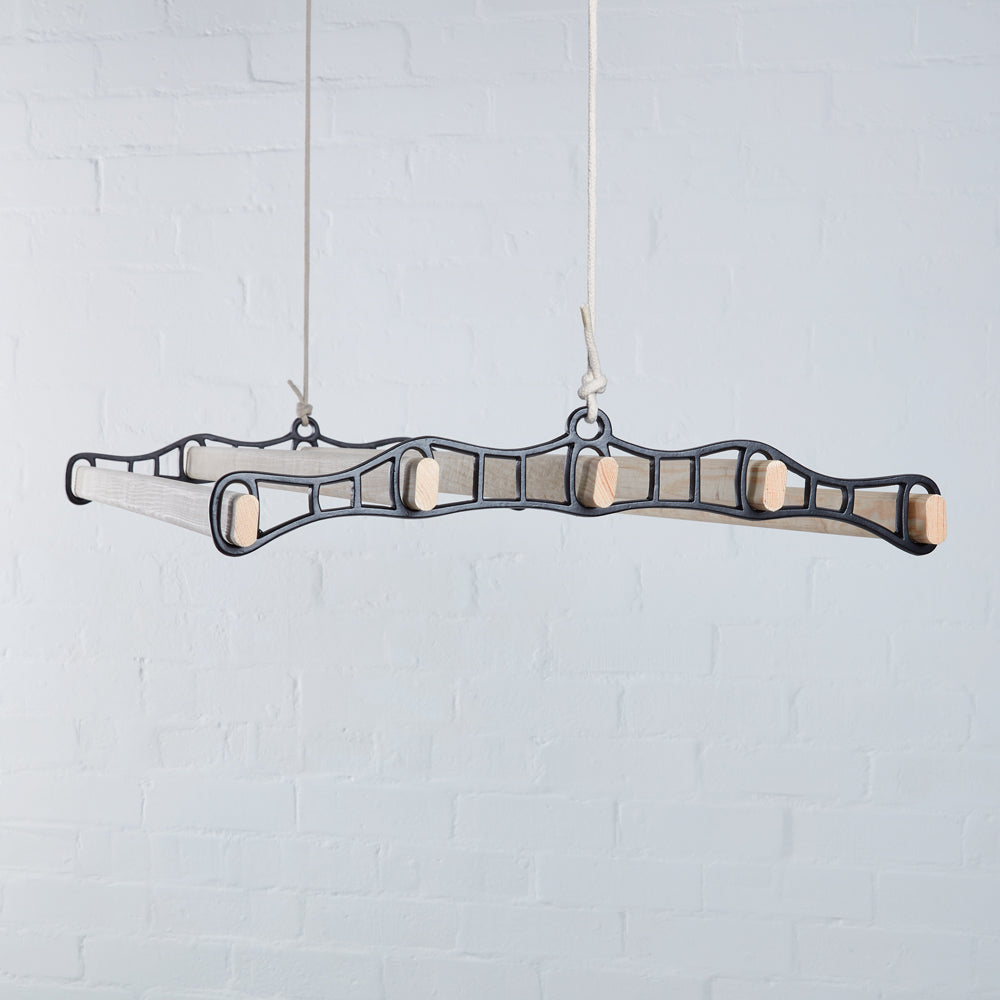 5_lath_black_cast_iron_ceiling_clothes_airer_1.2m