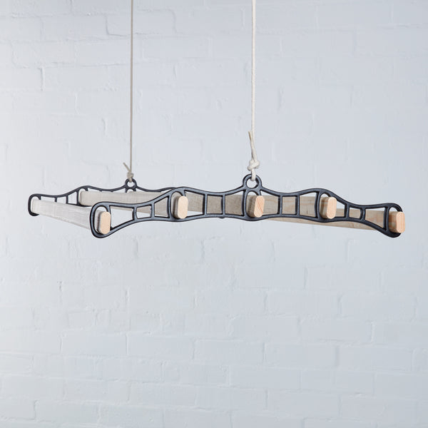 5_lath_black_cast_iron_ceiling_clothes_airer_1.5m