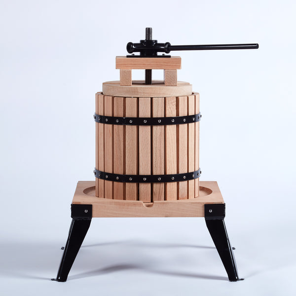 12_litre_oak_cider_press