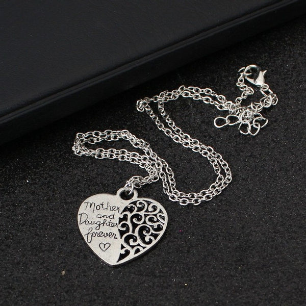 Romantic Heart Pendant & Necklace For Women , necklace , Tofana , Tofana Fashion and Jewelry -  - Tofana online store