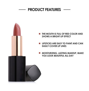 #1 WARM CORALT | WATERPROOF VELVET LIPSTICK