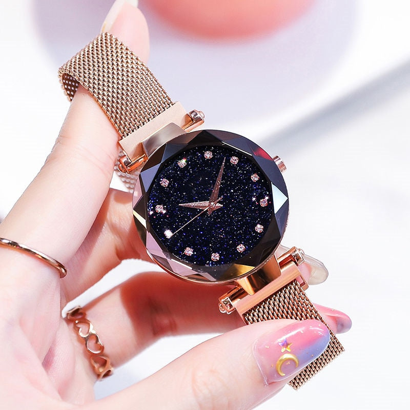 Stardust Galaxy™ Magnetic Watch