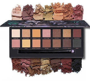 Waterproof Matte Eyeshadow Palette