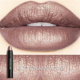 Matte Metallic Lipsticks (8 Colors)