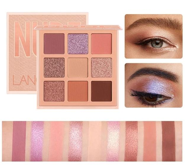 NUDE OBSESSION | EYESHADOW PALETTE