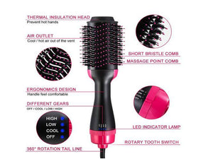 2 in 1 Multi Functional Hair Dryer