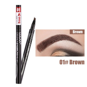 Waterproof Liquid Eyebrow Pencil