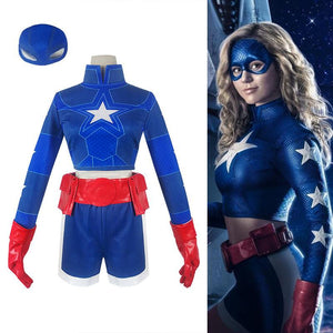 Stargirl Courtney Whitmore Cosplay Costume Femme Cosplay Costume Déguisement