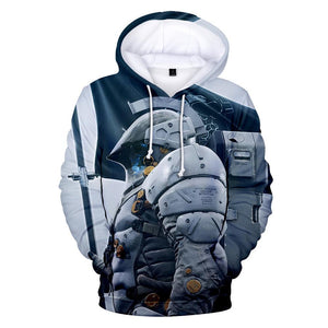 Yavoir Death Stranding Sweat À Capuche Hoodies Pull Adulte