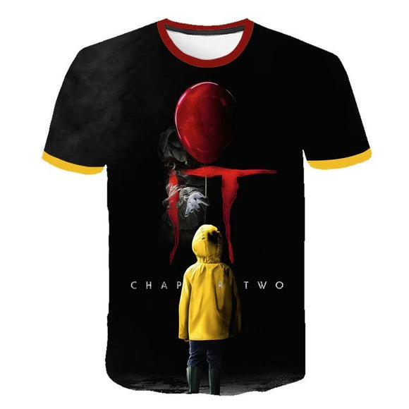 Yavoir It Chapter Two Tee Shirt T-shirt Adulte
