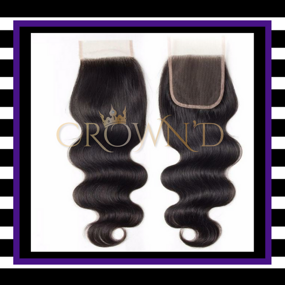Bodywave Lace Closure (5x5)