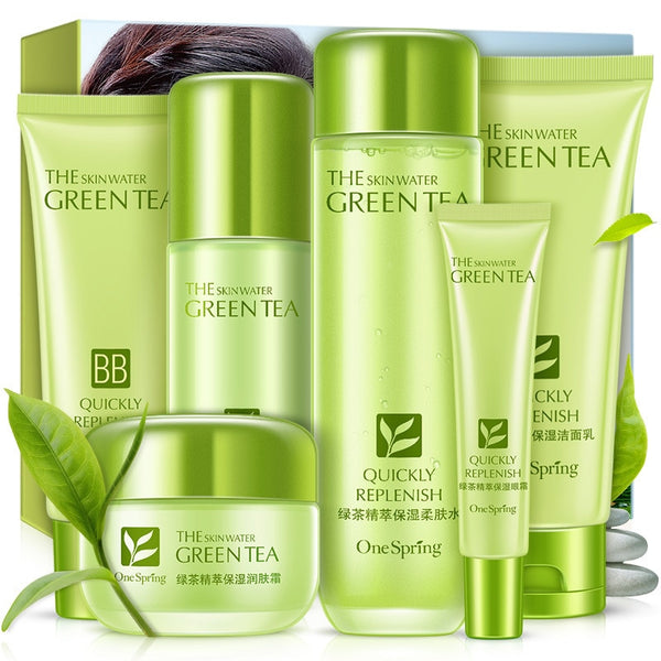 Green Tea Essence Moisturizing Gift